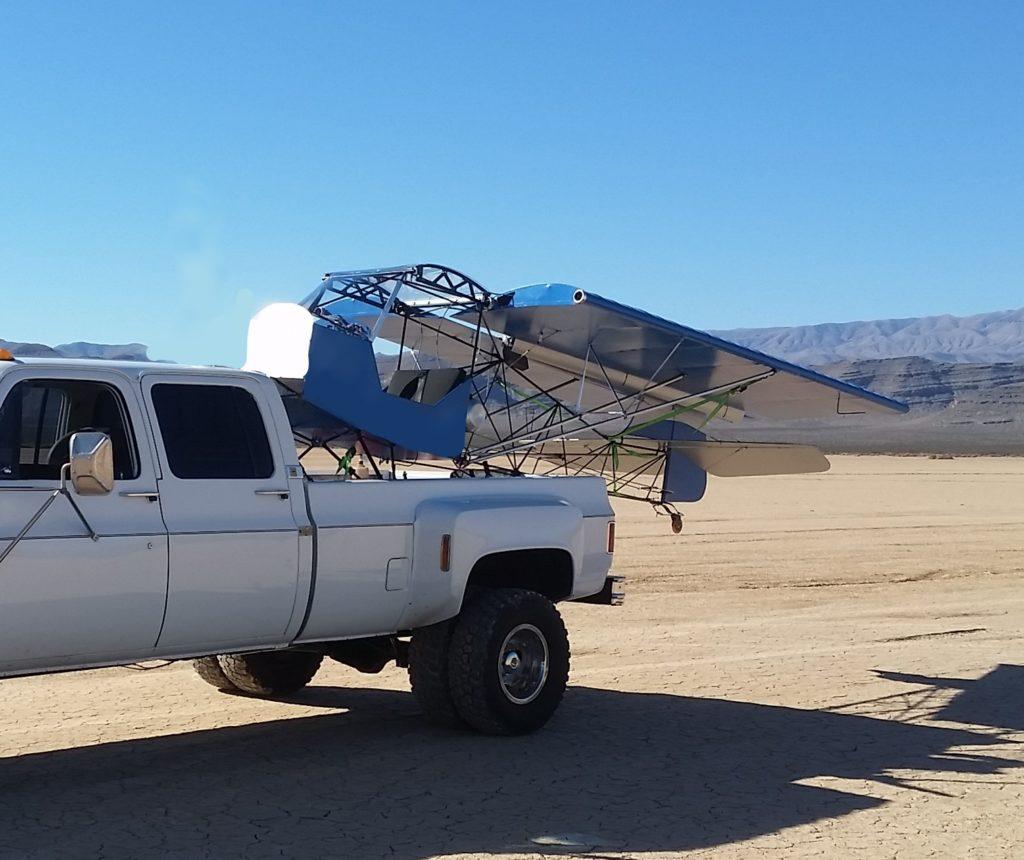Badland Aircraft - Swish Projects
