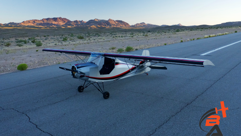 COMPLETE CH701 STOL Kit (Airframe, Hardware and Finishing
