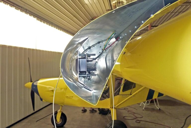 STOL CH 701 ULTIMATE Wing Tank Option Kit : 150 + Liters